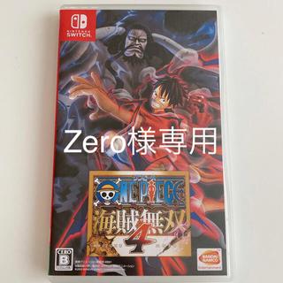 Nintendo Switch - ONE PIECE 海賊無双4 Switch