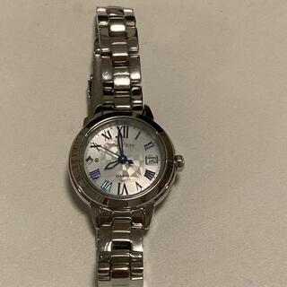 カシオ(CASIO)のソーラー電波時計(腕時計)