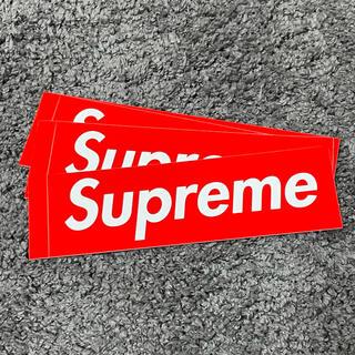 Supreme - 【1枚】supreme Box Logo Sticker ボックスロゴステッカー