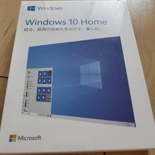 マイクロソフト(Microsoft)のWindows 10 HOME (PC周辺機器)