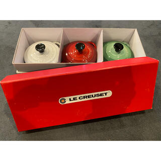 LE CREUSET - ル・クルーゼ プチココット 新品未使用