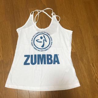 ズンバ(Zumba)のズンバタンクトップ正規品 おまけ付き(ダンス/バレエ)