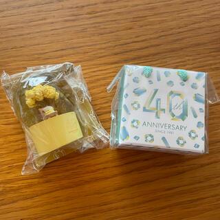AfternoonTea - 新品未開封♡ アフタヌーンティーリビング40周年記念♡スノードーム秋+テープ