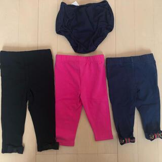 ラルフローレン(Ralph Lauren)のレギンス パンツ ワンピース 9ヶ月 12ヶ月 70 80 女の子 セット(パンツ)