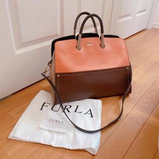 Furla - FURLA ポラリス、ショルダー、ハンド2wayバッグ