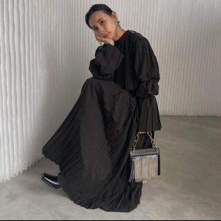 Ameri VINTAGE - UNDRESSED 2WAY PLEATS DRESS