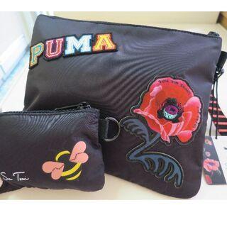 プーマ(PUMA)の【新品・未使用】PUMA×SUE TSAI ポーチ2個セット プーマ(クラッチバッグ)