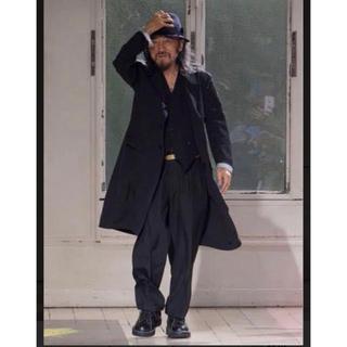 Yohji Yamamoto - 【美品】ヨウジ Dr.ジャケット ギャバ yohji Y-3