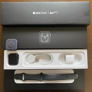 Apple Watch - Apple Watch series4 40mm NIKEモデル