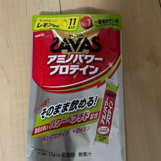 ザバス(SAVAS)の【新品、未開封】サバスアミノパワープロテイン(プロテイン)