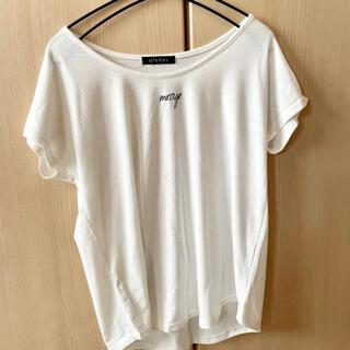 ロゴTシャツ(Tシャツ(半袖/袖なし))