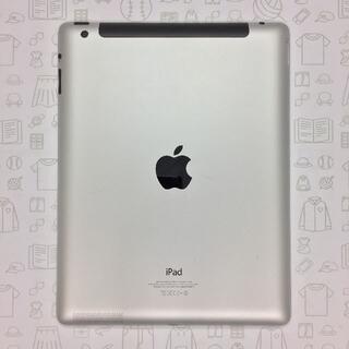 アイパッド(iPad)の【B】iPad第4世代/16GB/990004091003610(タブレット)