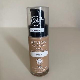 レブロン(REVLON)のレブロン リキッドファンデーション180 乾燥肌用(ファンデーション)