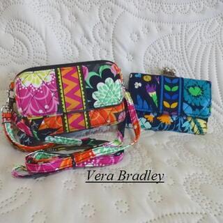 ヴェラブラッドリー(Vera Bradley)のVera Bradleyヴェラブラッドリー♡オールインワンボディお財布2点セット(財布)