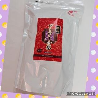 ティーライフ(Tea Life)のティーライフ  濃功  プーアル茶  【ポット用90ヶ】(ダイエット食品)