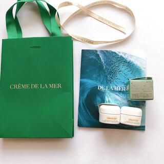 ドゥラメール(DE LA MER)のDe La mer ドゥ・ラメール クリーム セット(フェイスクリーム)
