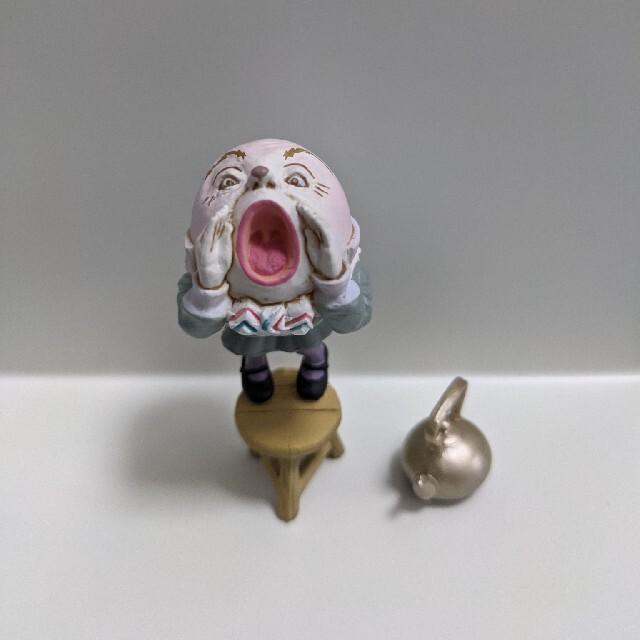 ふしぎの国のアリス(フシギノクニノアリス)の不思議の国のアリス フィギュア ガチャガチャ エンタメ/ホビーのおもちゃ/ぬいぐるみ(キャラクターグッズ)の商品写真