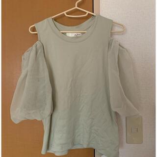 リリーブラウン(Lily Brown)のリリーブラウン Tシャツ トップス カットソー(カットソー(半袖/袖なし))