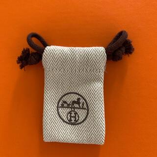 Hermes - 未使用 エルメス 保存袋 巾着 1枚