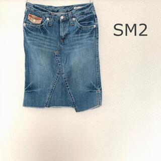 サマンサモスモス(SM2)のサマンサモスモス 膝丈スカート(ひざ丈スカート)