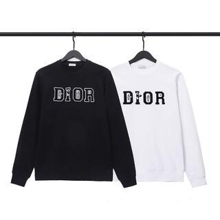Dior - 2枚12000/DIOR パーカー 男女兼用#602