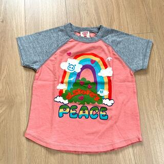ドラッグストアーズ(drug store's)の新品・タグつき⭐︎DRUG STORE'S 100cm 半袖(Tシャツ/カットソー)