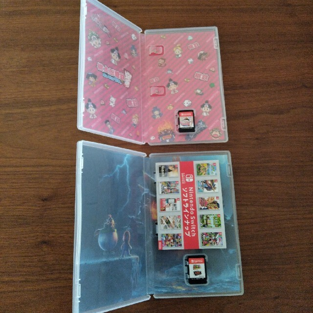 Nintendo Switch(ニンテンドースイッチ)の美品 桃太郎電鉄 マリオ3Dワールド 任天堂スイッチソフト switch  桃鉄 エンタメ/ホビーのゲームソフト/ゲーム機本体(家庭用ゲームソフト)の商品写真
