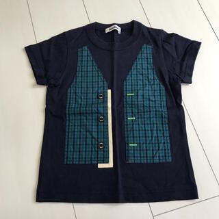 familiar - ファミリア柄ベストTシャツ♡