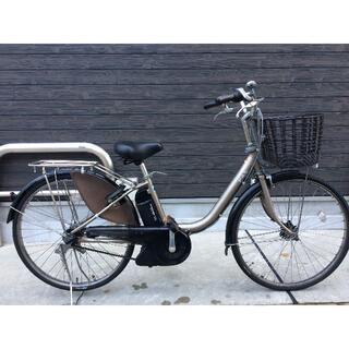 ヤマハ(ヤマハ)の地域限定送料無料 ヤマハ パス 新基準 4AH ゴールド 神戸市 電動自転車 (自転車本体)