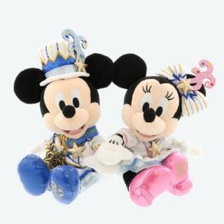 Disney - ディズニーシー 20周年 ペアぬいぐるみ