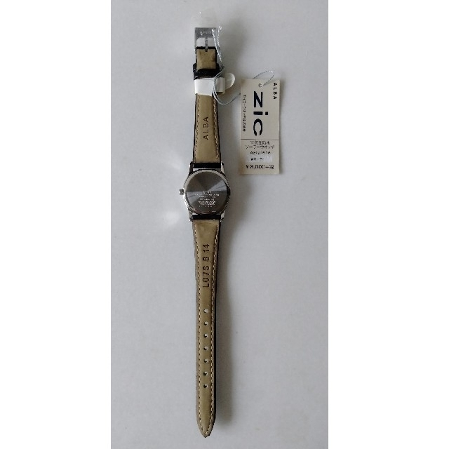 ALBA(アルバ)のアルバ女性用ソーラー腕時計 レディースのファッション小物(腕時計)の商品写真