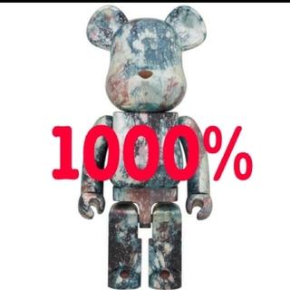 MEDICOM TOY - BE@RBRICK PUSHEAD #5 1000%