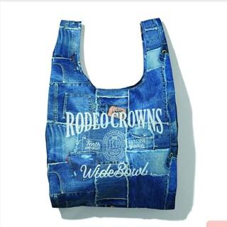 RODEO CROWNS WIDE BOWL - ロデオクラウンズ エコバッグ