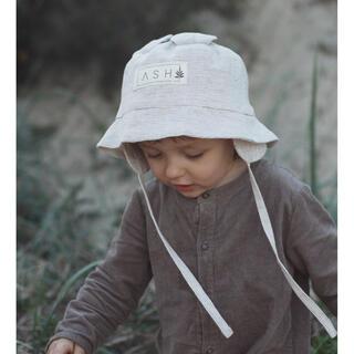 コドモビームス(こども ビームス)のASH generation 新品 未使用 BEAR HAT(帽子)