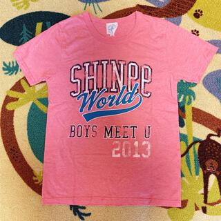 シャイニー(SHINee)のSHINee World 2013 BOYS MEET YOU Tシャツ(アイドルグッズ)