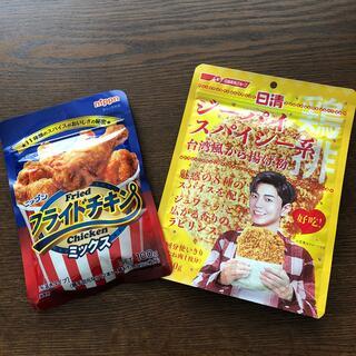 日清製粉 - ニップン フライドチキンミックス ジーパイスパイシー系台湾風から揚げ粉