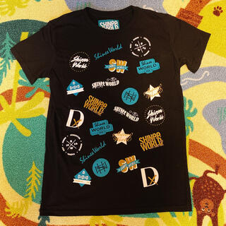 シャイニー(SHINee)のSHINee World 2016 D×D×D Tシャツ(アイドルグッズ)