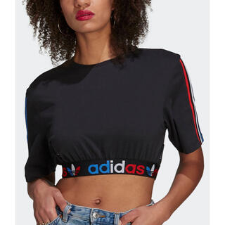 アディダス(adidas)のadidas カットソー(カットソー(半袖/袖なし))