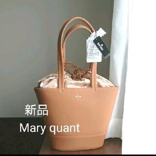 マリークワント(MARY QUANT)の新品 マリークワント ショルダーバッグ ベージュ 定価13200円(ショルダーバッグ)