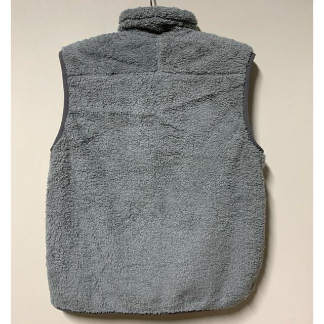 CHUMS(チャムス)の新品 CHUMS Bonding Fleece Vest チャムス ltgm メンズのトップス(ベスト)の商品写真