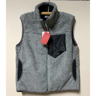 CHUMS - 新品 CHUMS Bonding Fleece Vest チャムス ltgm