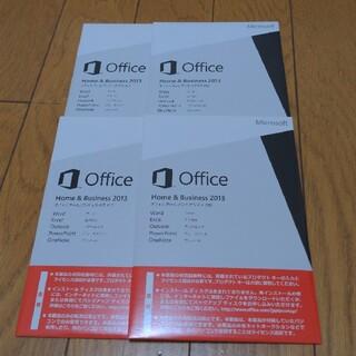 マイクロソフト(Microsoft)のMicrosoft Office Home and Business 2013 (PC周辺機器)