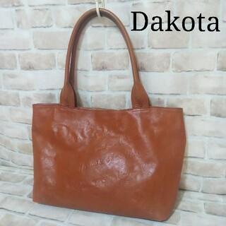 Dakota - Dakota ダコタ ネプチューン2 プルト トートバッグ ライトブラウン 茶