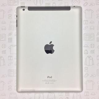 アイパッド(iPad)の【B】iPad第4世代/16GB/990004091234066(タブレット)