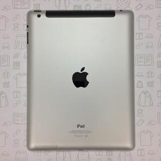 アイパッド(iPad)の【B】iPad第4世代/16GB/990004091159461(タブレット)