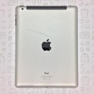 アイパッド(iPad)の【B】iPad第4世代/16GB/990004091113609(タブレット)