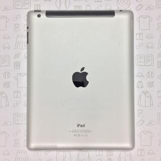 アイパッド(iPad)の【B】iPad第4世代/16GB/990004091101976(タブレット)