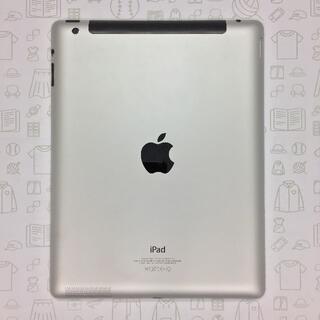 アイパッド(iPad)の【B】iPad第4世代/16GB/990004090882204(タブレット)