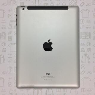 アイパッド(iPad)の【B】iPad第4世代/16GB/990004090868484(タブレット)
