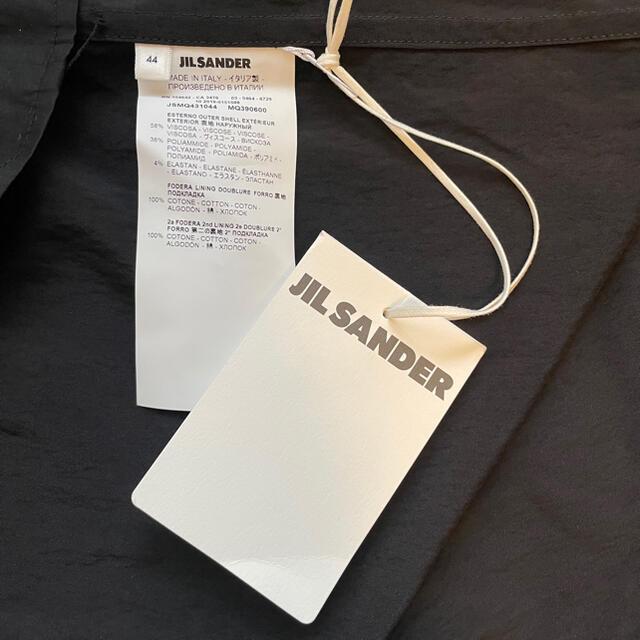 Jil Sander(ジルサンダー)のJIL SANDER Arlo OVER Coat 44 新品 メンズのジャケット/アウター(ステンカラーコート)の商品写真